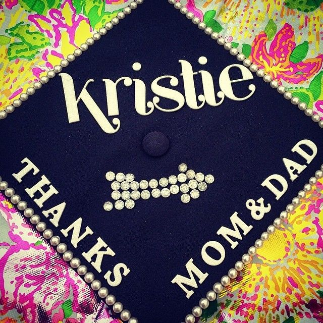 grad cap | sorority sugar