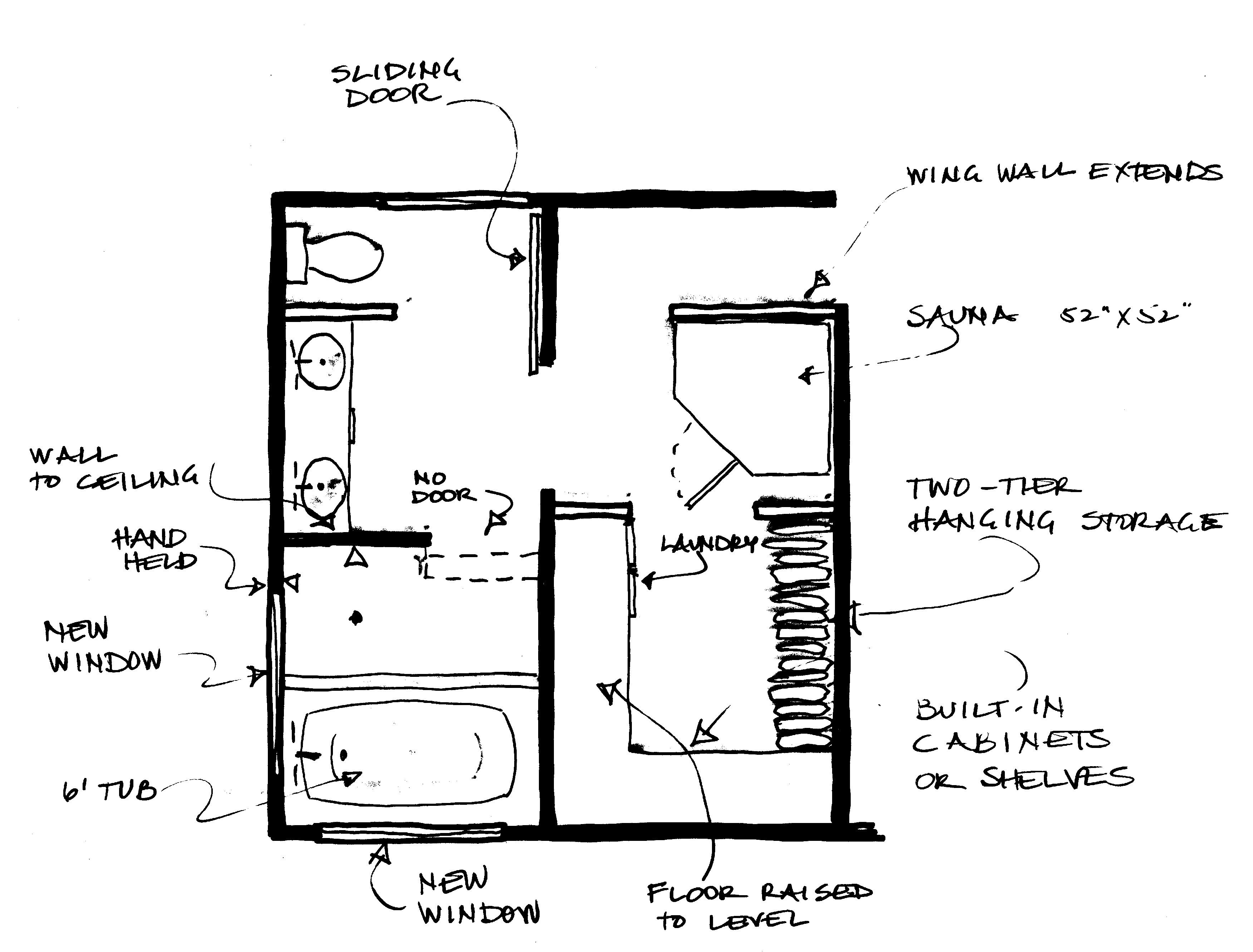 Master Bathroom Plans With Sauna Bath With Sauna Copy Bathroom Floor Plans Master Bathroom Plans Bathroom Plans
