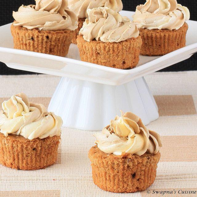 Vanilla Latte Cupcakes by swapnaz, via Flickr