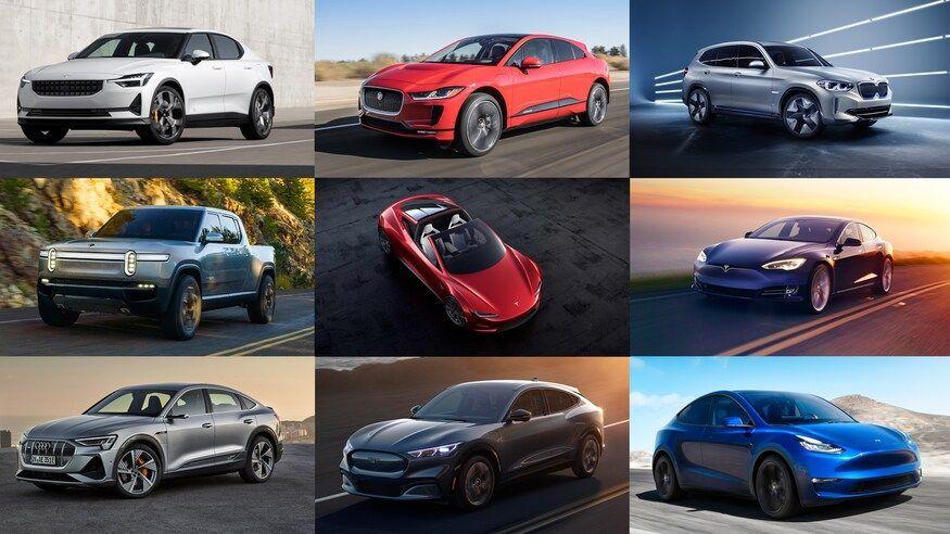 Elektroautos mit der größten Reichweite von 2020 19
