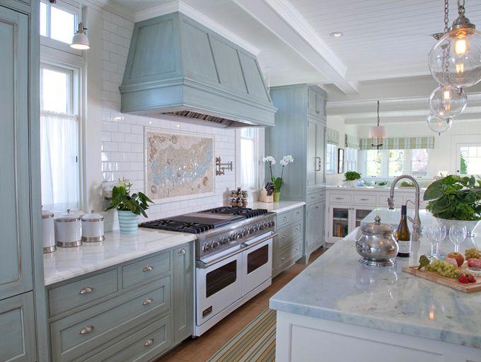 Kim Grant Design Beach House Kitchens Renovation Home Kitchens