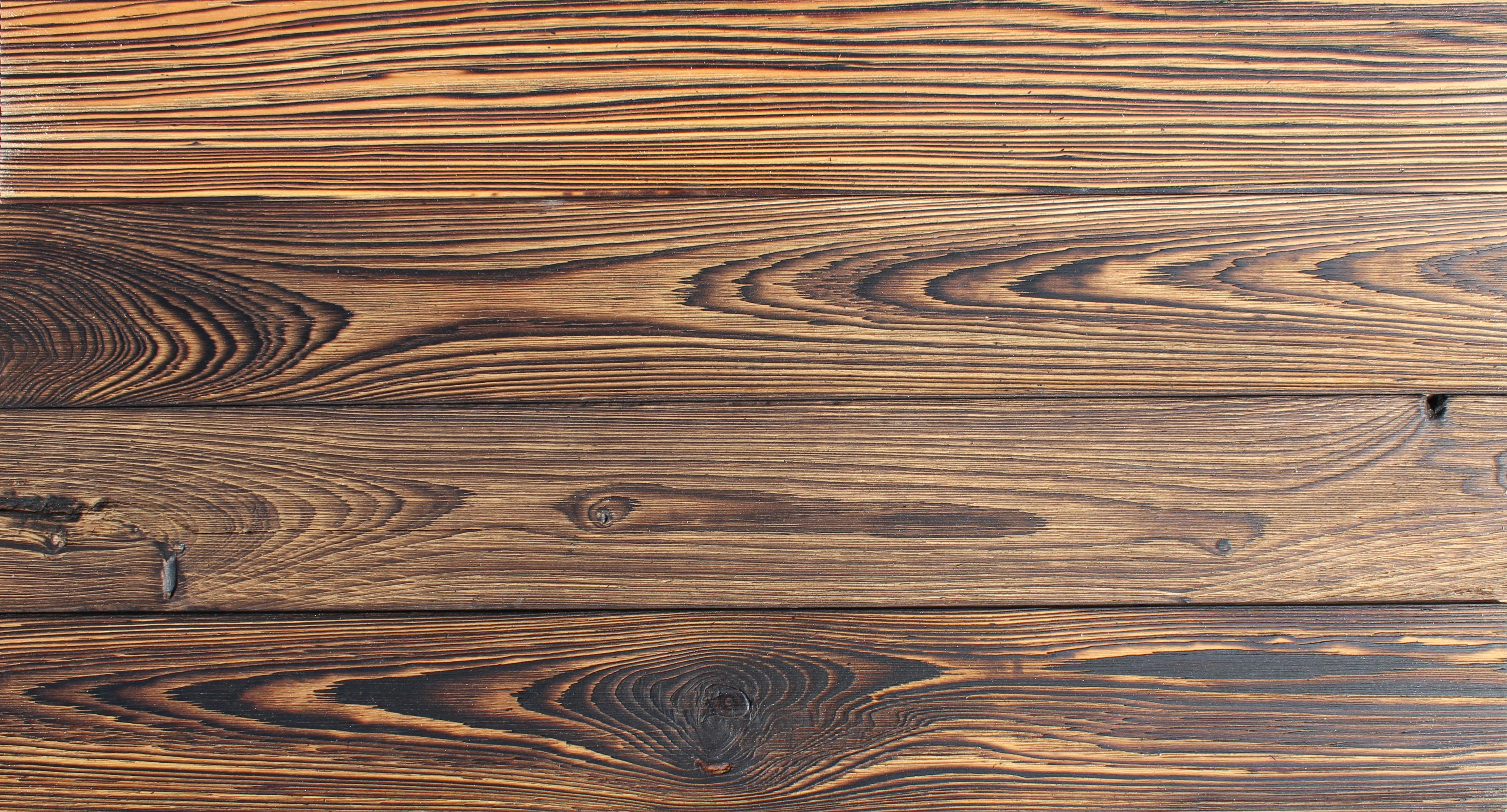 TAIYO SPECIES cypress FINISH burned brushed and finished with