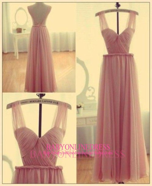 2014 The Most Popular High Quality Cheap Evenig Prom Dresses Baby Pink Ruched Backless Fashion Desinger Dress For Young Girl