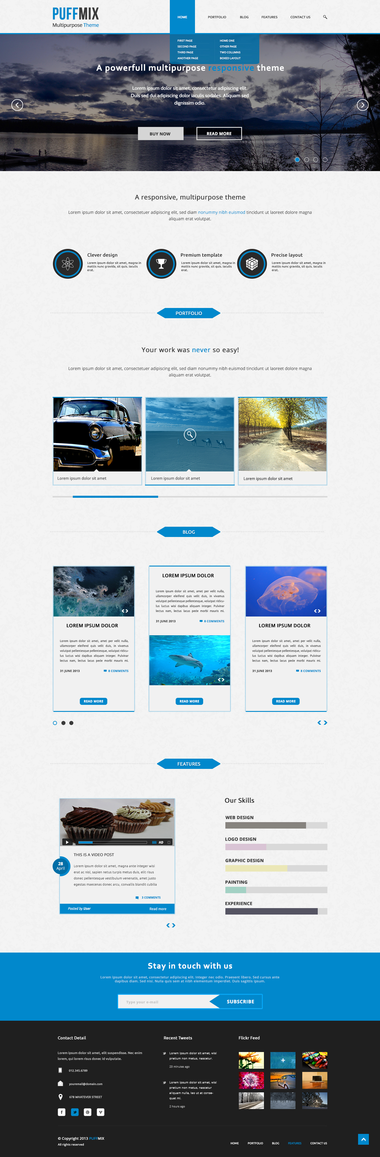 Cretive Web Design