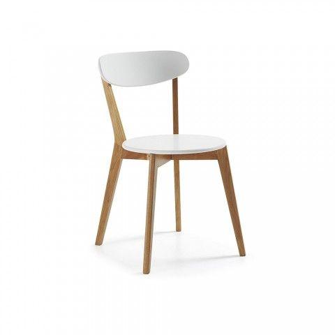 Set 2 sedie da cucina moderne in legno Isla   Cucina nel ...