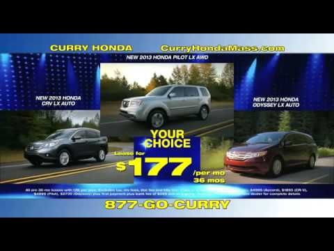 CURRY HONDA CHICOPEE SPRING FEVER Expires March 31 2013