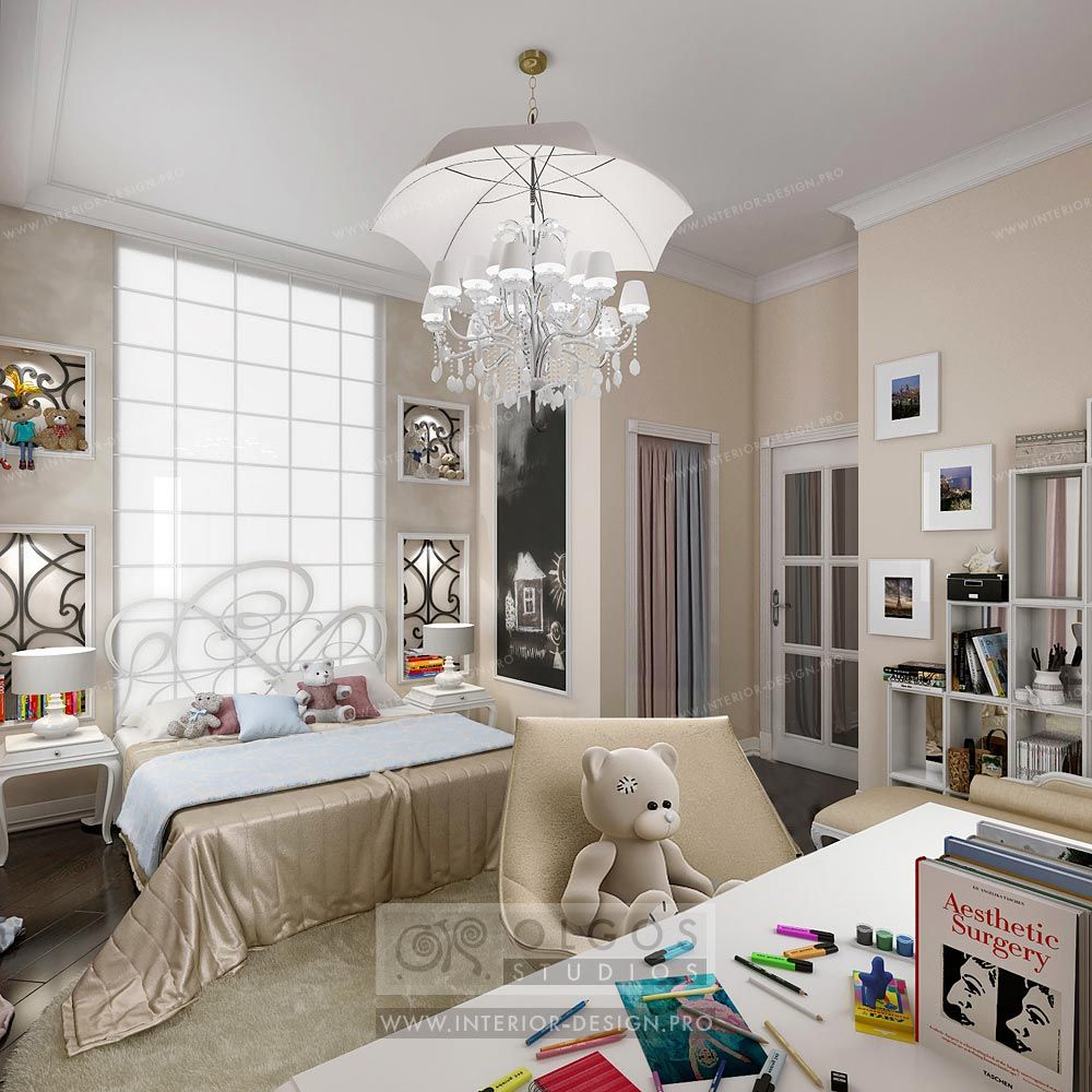 Интерьер бежевой комнаты http://interior-design.pro/ru/dizayn