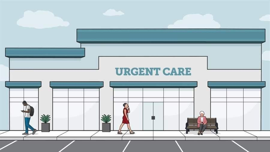 Analysis from the pew trusts and cdc shows how urgent care