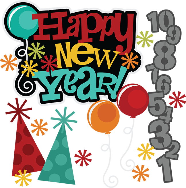 happy new year svg free svgs new years svg new years eve clipart new years scrapbook svg
