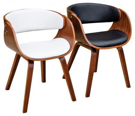 Eames Style Dining Chair | Pair Cream Retro Eames Style Dining Chair Products Available From