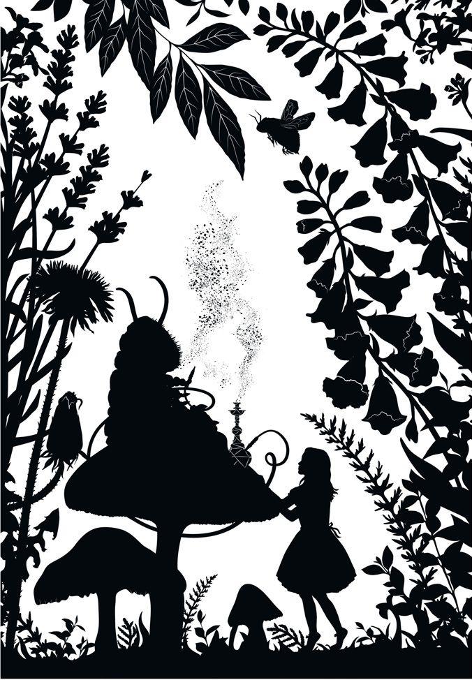 Alice in Wonderland - Laura Barrett - Illustration Portfolio ...