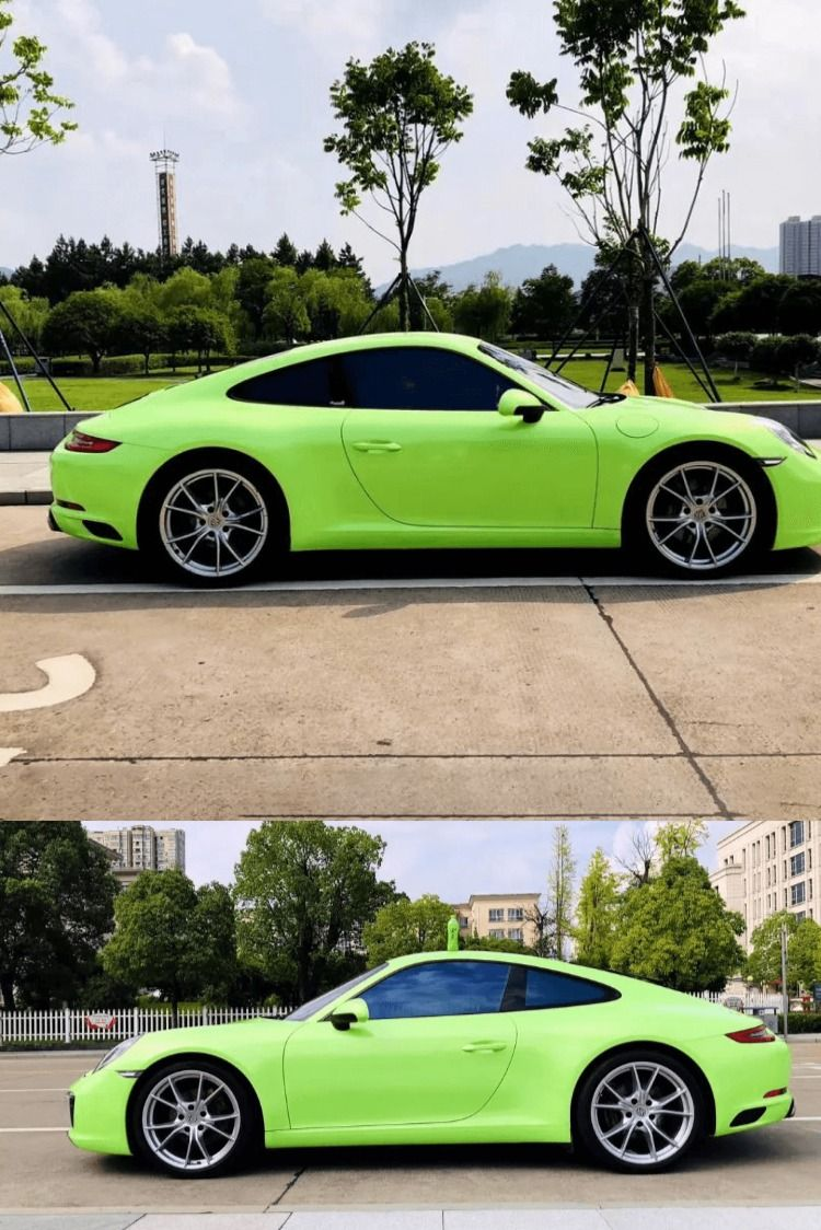 Green Gloss Candy Wrap in 2020