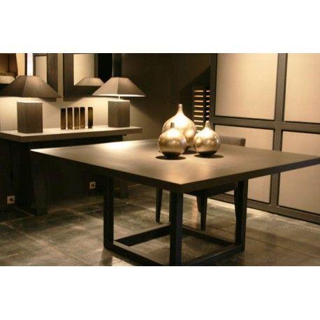 Table De Salle A Manger Zoe Carree Ph Collection Mon Beau Salon