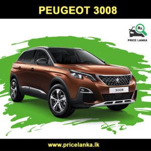 Peugeot 3008 Price In Sri Lanka In 2020 Peugeot 3008 Peugeot