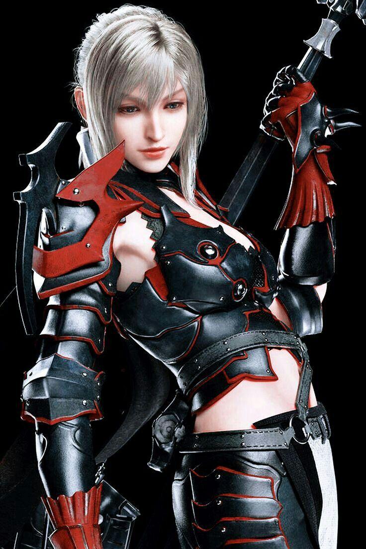 Final fantasy xiv image by ashley 💓 on final fantasy 15 ...  Final Fantasy Female Characters Wallpaper