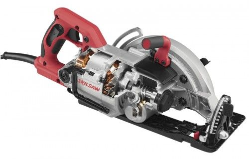 Skil Mag77lt Review New Worm Saw Pro Tool Reviews Saws Skill Saw Tools