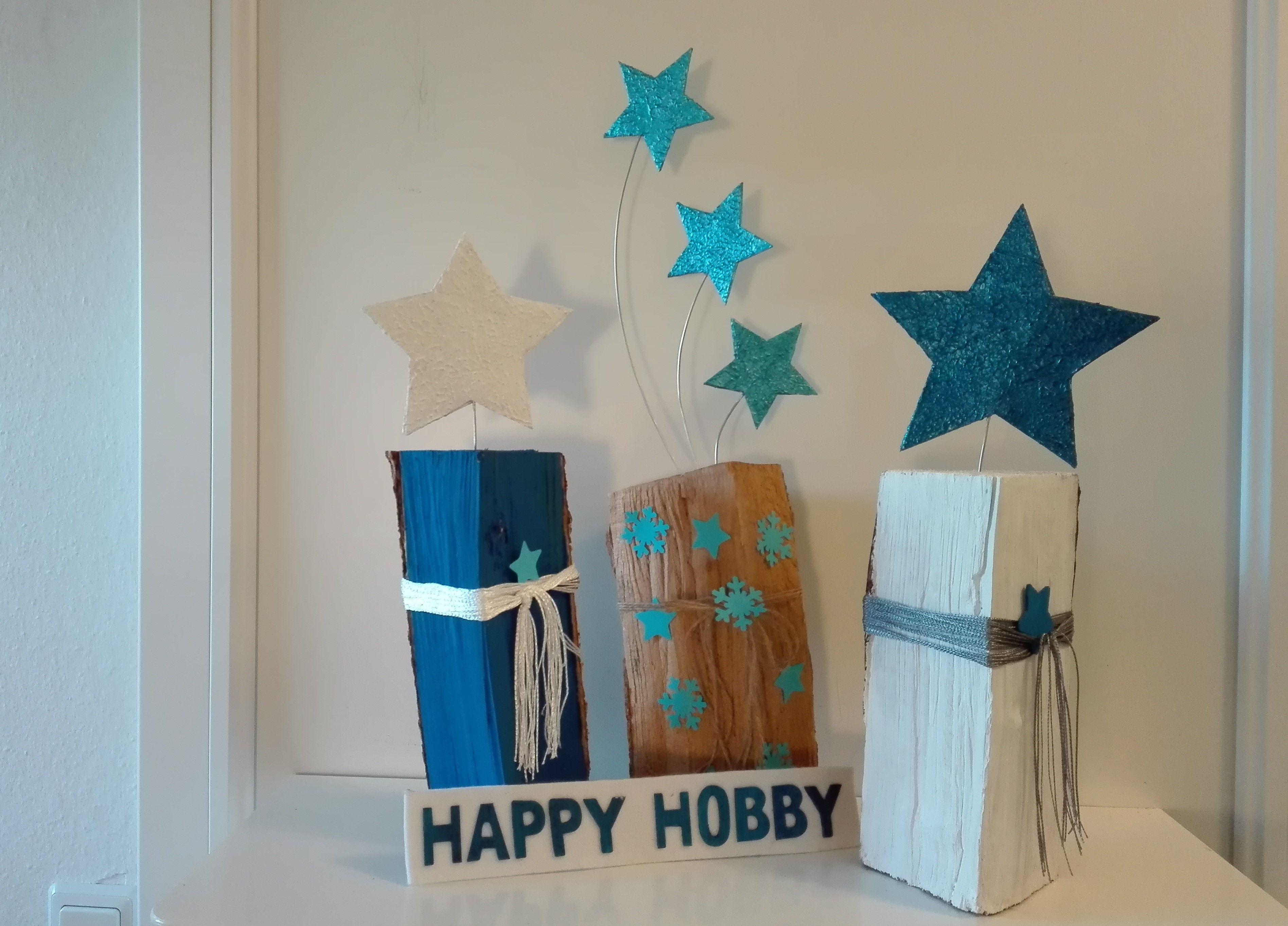 Weihnachtsdeko Aus Acryl.Sterne Weihnachtsdeko Diy Aus Karton Draht Acryl Modelliermasse