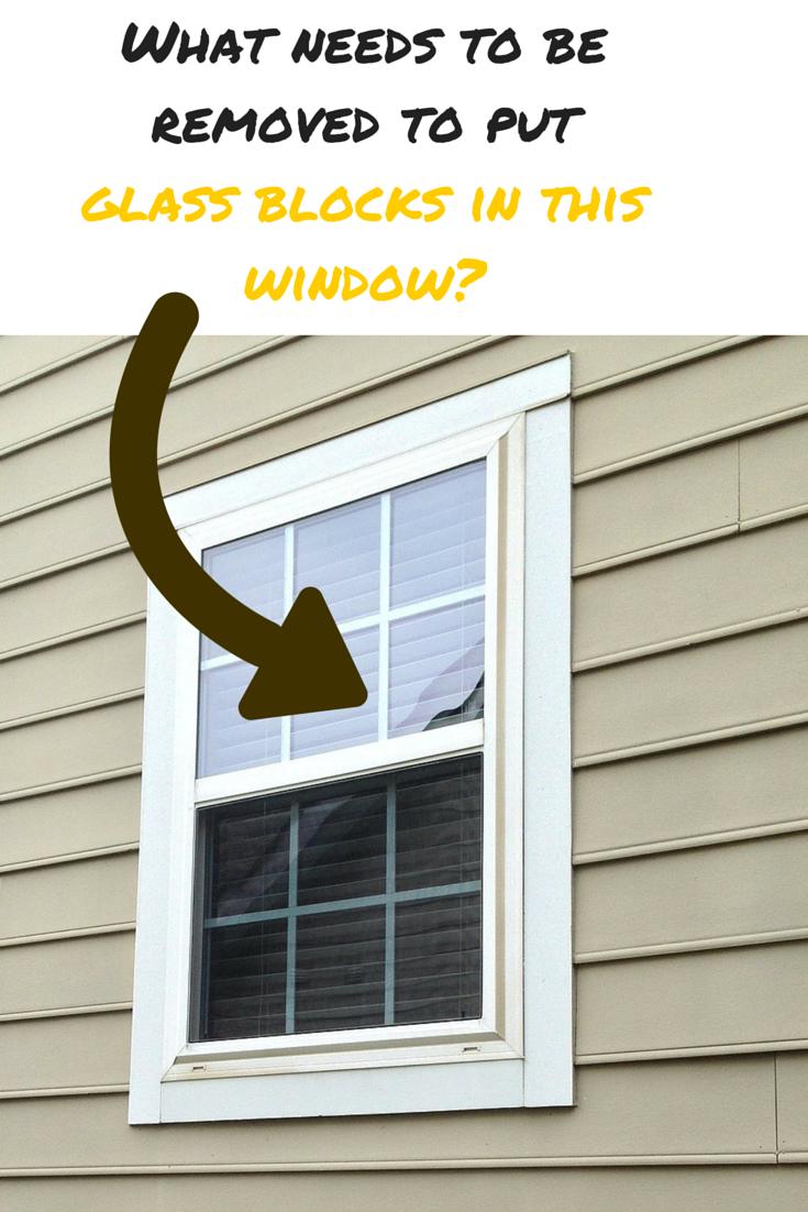 How To Install A Glass Block Shower Window Glass Block Shower Window Window In Shower Glass Block Windows