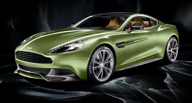 Aston Martin Updates 2013 Vanquish Photo Gallery And Releases First Driving Film W Video Aston Martin Vanquish Aston Martin Aston Martin Sports Car