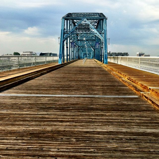 Chattanooga Walking Bridge Places To Travel Chattanooga Places Ive Been
