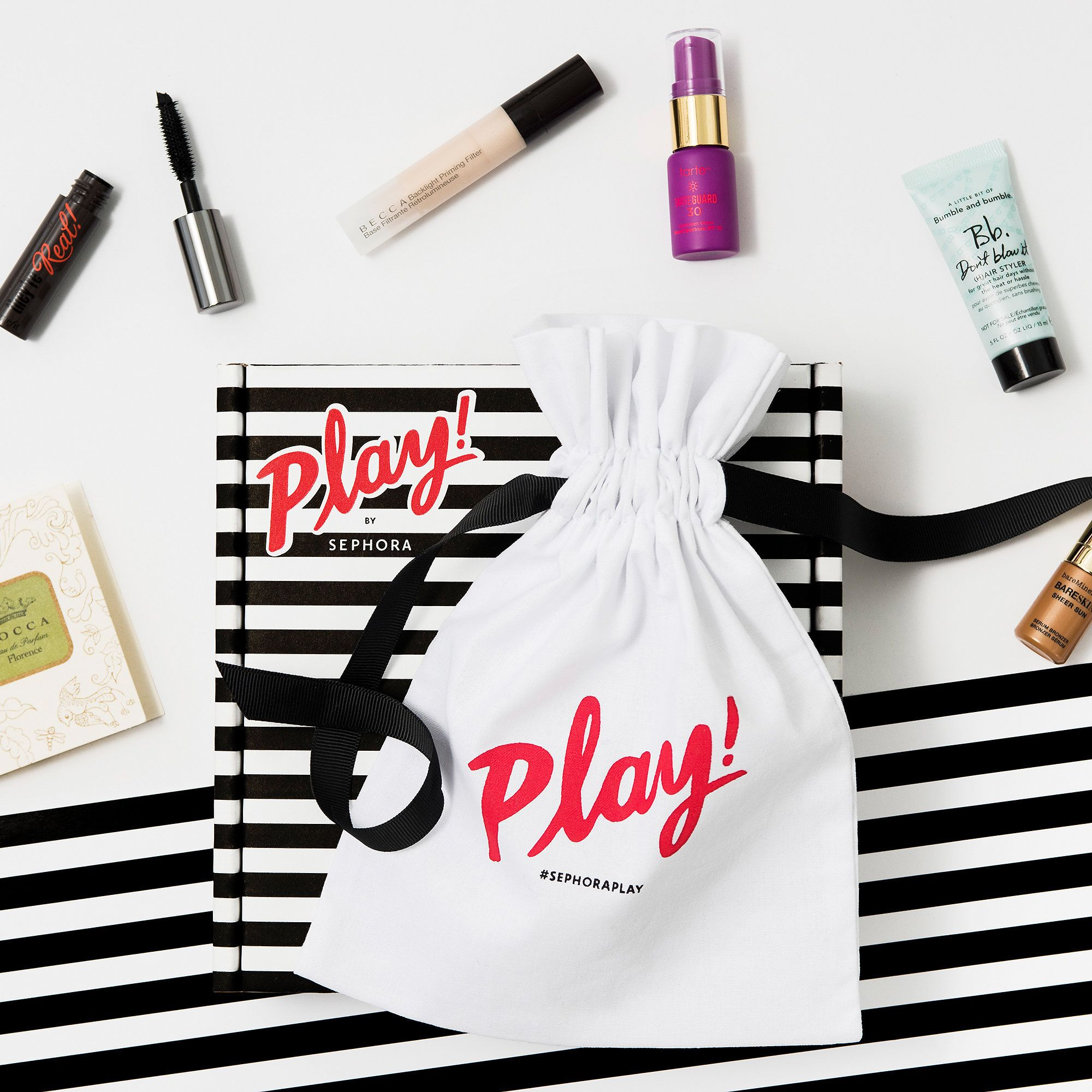 Sign up for Sephora's monthly beauty subscription box that
