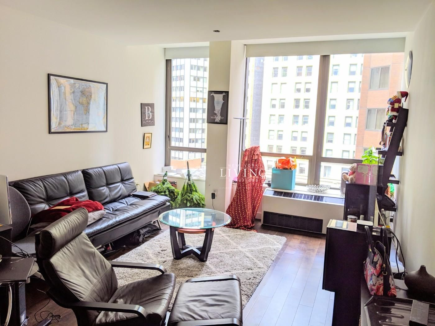 1 Bedroom 1 Bathroom Apartment For Sale In Financial District