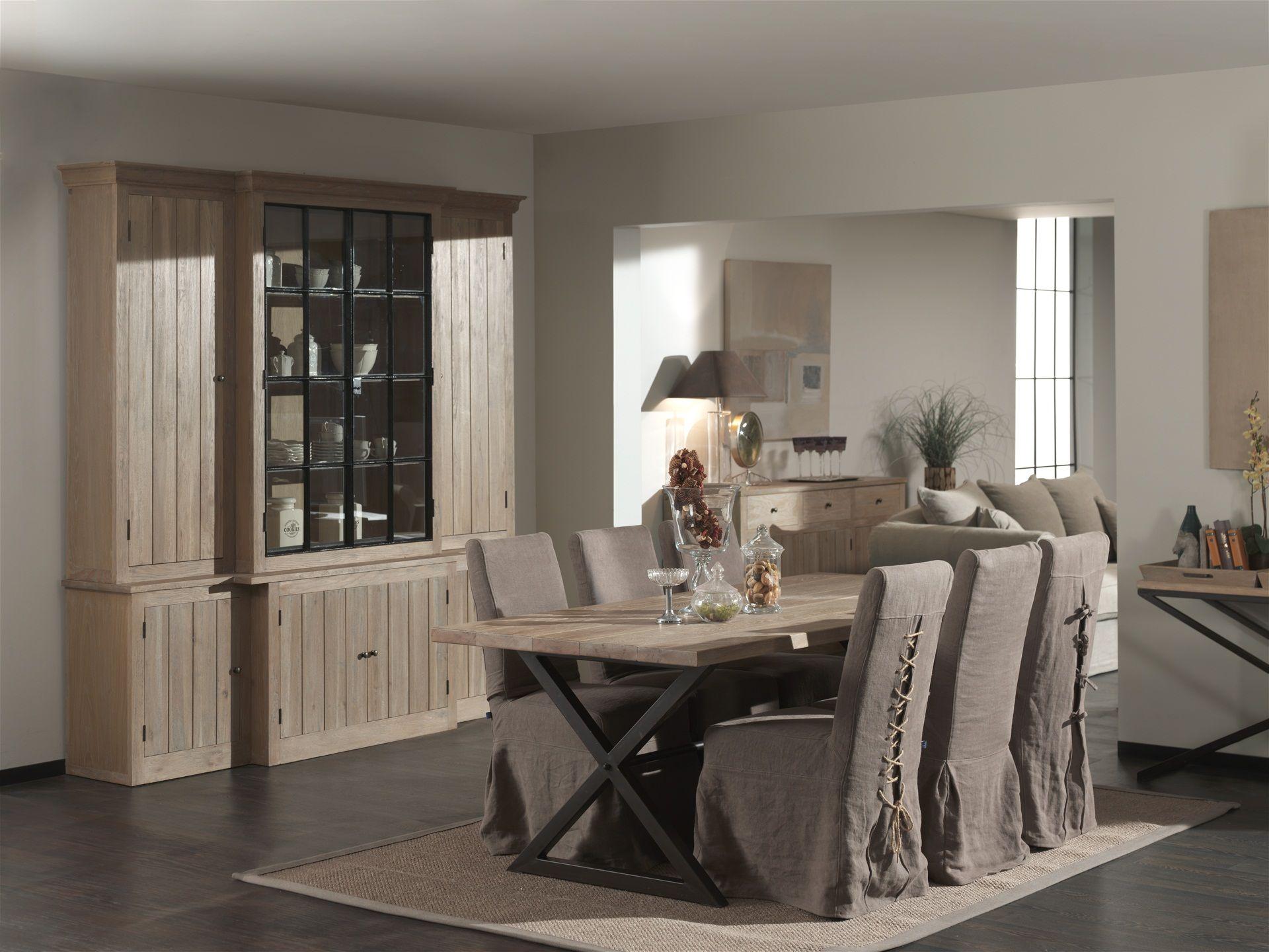 Uw landelijke eetkamer: warm en vertrouwd   Ideeën voor het huis ...