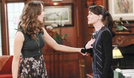B&B Recap: Ivy expresses concern over panicking Quinn image