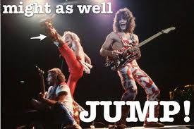 Van Halen Jump Van Halen Metal Songs Eddie Van Halen