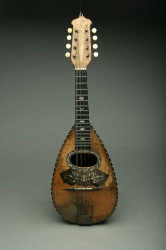 Mandolin Con Imagenes Instrumentos Musicales Instrumentos Musicales
