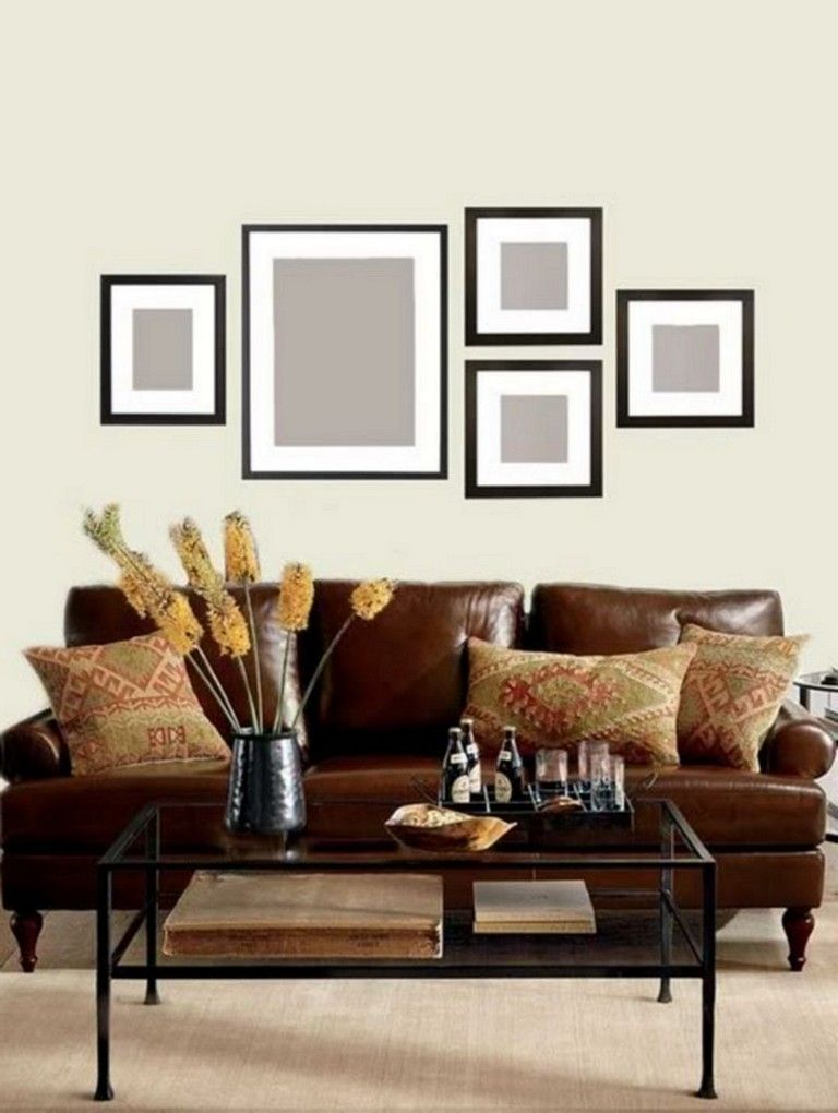 75 Awesome Wall Gallery Ideas For Perfect Wall Decor Wall Decor Living Room Living Room Decor Living Room Photos