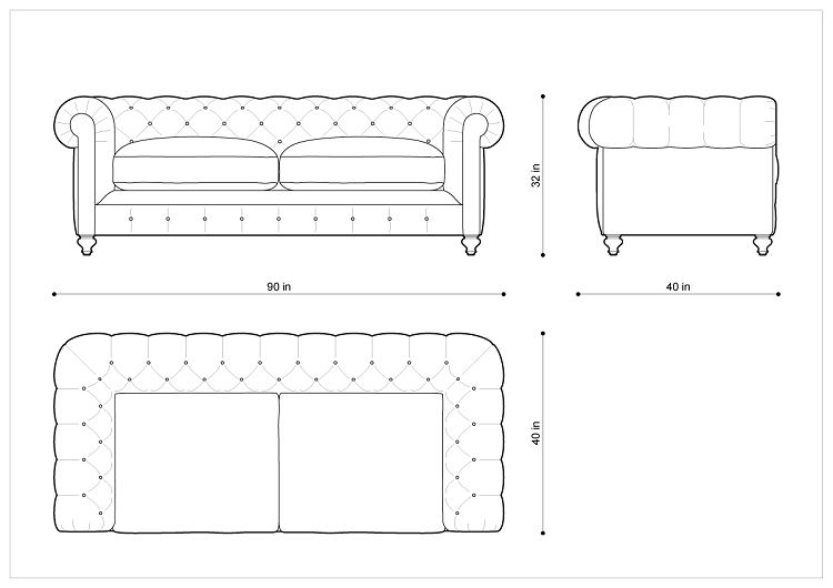 black leather chesterfield sofa Google Search furniture Pinterest Leather chesterfield