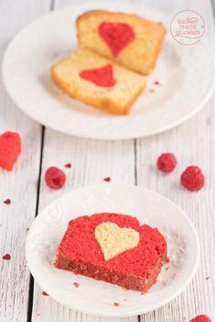 Muttertagskuchen Mit Herz Rezept Kuchen Pinterest