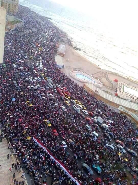 The Largest Protest In History The Bbc And Cnn Confirmed That