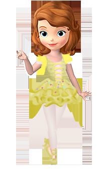 Sofia's Dress Up   Sofia the First   Disney Junior   Sofia ...