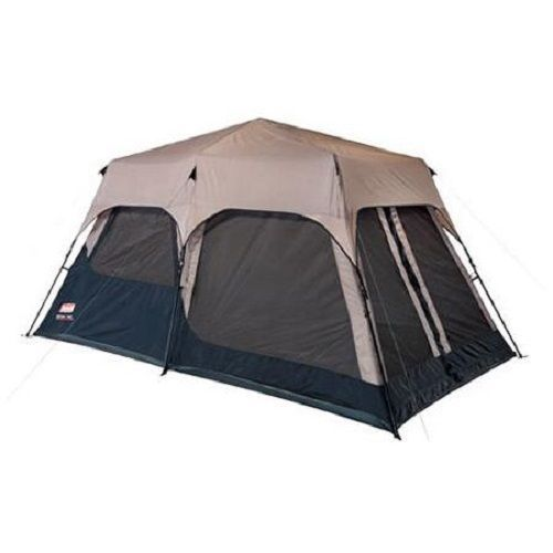 Outdoor Coleman Family Camping 8 Person 4 Season Instant Large Pop Up Cabin Tent Unbranded Cheap Camping Tents Instant Tent Tent Accessories