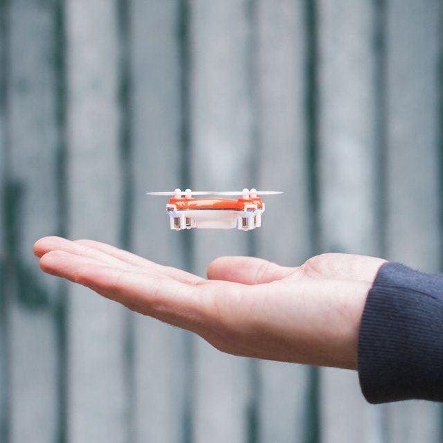 WorldAndScience: Fun gadget - 14$ SKEYE Nano Drone: https://t.co/IyveiZSZIJ https://t.co/M8FL7vjel2