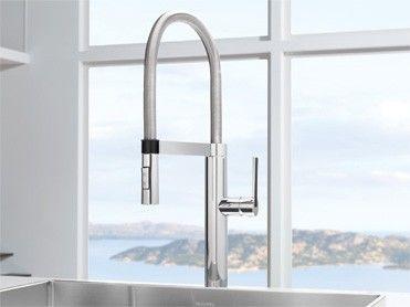 BLANCO CULINA Semi Professional Kitchen Faucet