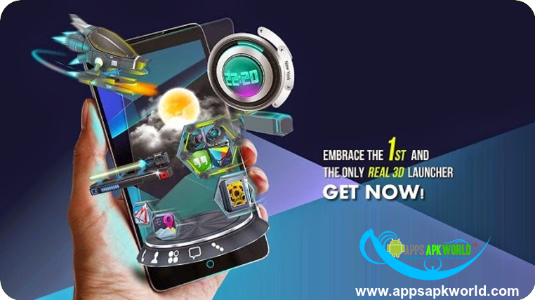 APPS APK WORLD Next Launcher 3D Shell v3.7.3.2 Patched
