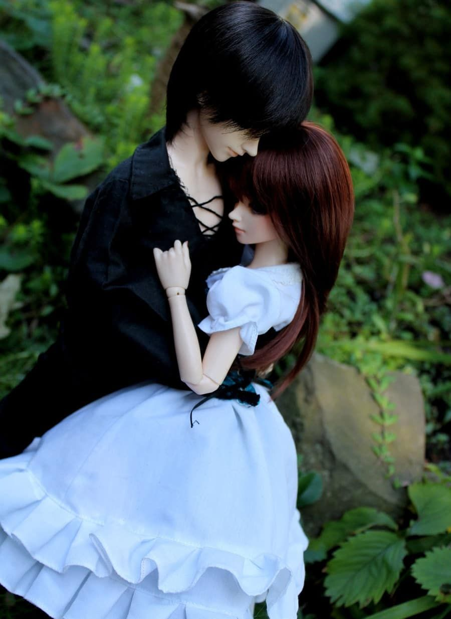 Barbie Doll Love Couple Images 1 Cute Couple Wallpaper Couples Doll Beautiful Barbie Dolls