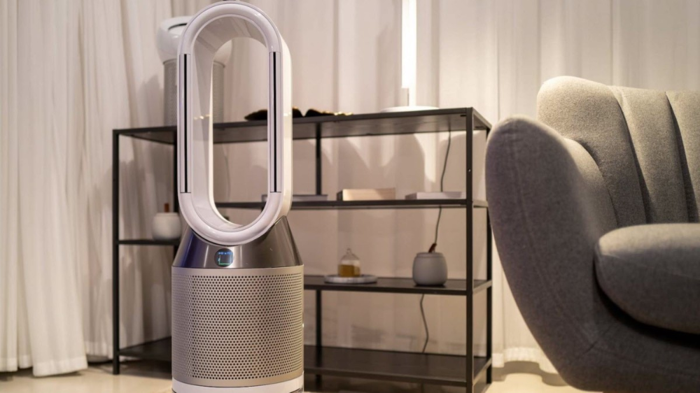 Dyson Pure Humidify + Cool 3in1 Air Purifier is also a