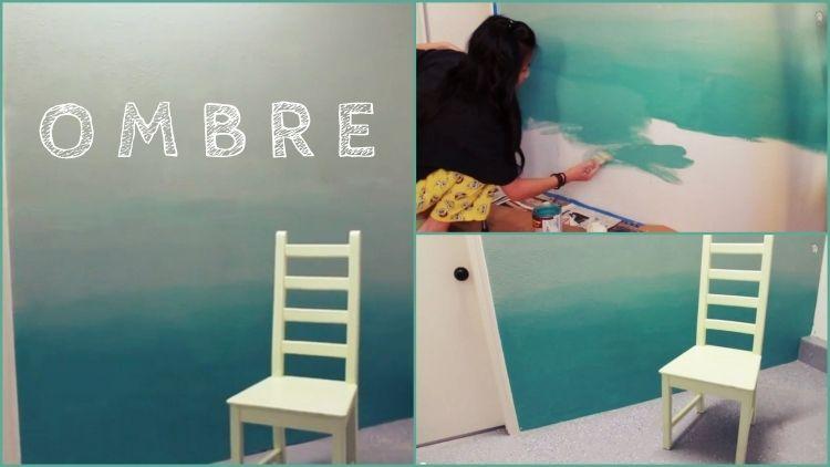 37 Wand Ideen zum Selbermachen \u2013 das Schlafzimmer streichen #ideen - rattan schlafzimmer komplett
