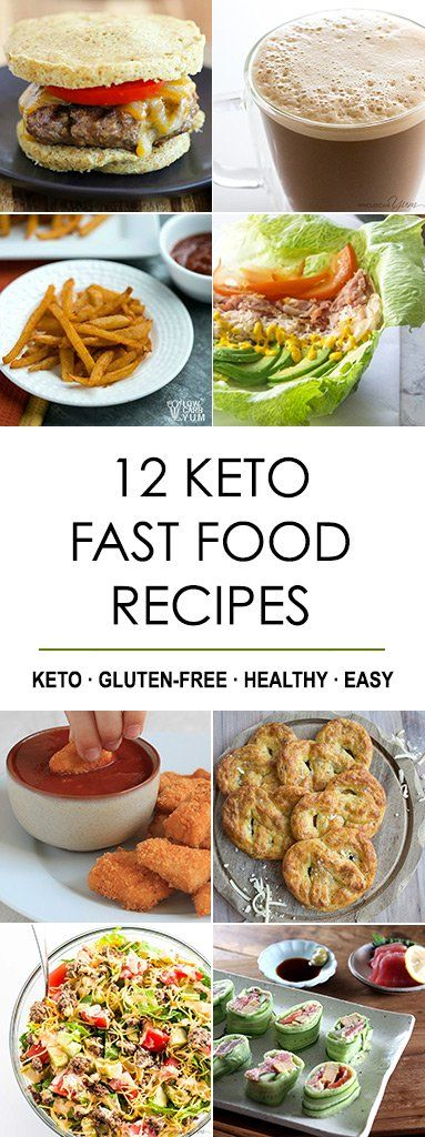 12 keto fast food recipes for a low carb diet comidas sanas 12 keto fast food recipes for a low carb diet forumfinder Image collections