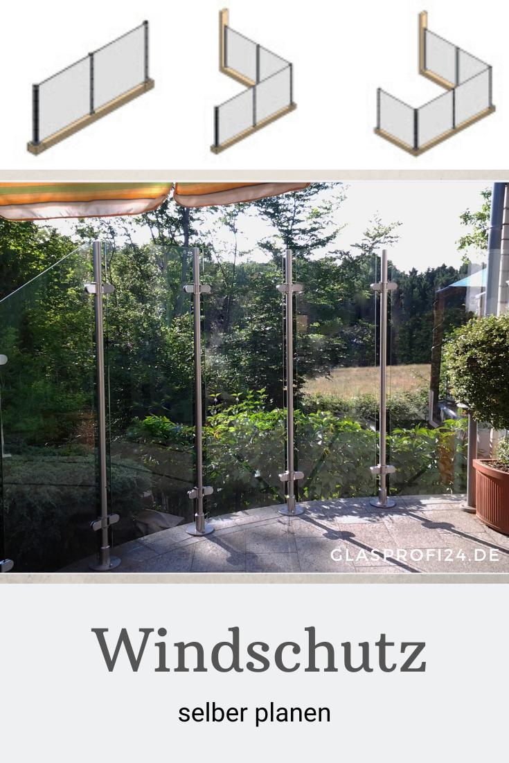 Windschutzelemente Setzen Sie Ihre Gestaltungsideen Im Garten In