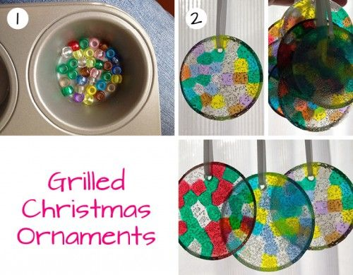 Easy KidFriendly DIY Christmas Ornaments  Christmas ornaments