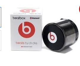 Beats Portable Bluetooth Speakers at Lowest Online Price at Rs 499 Only - Best Online Offer