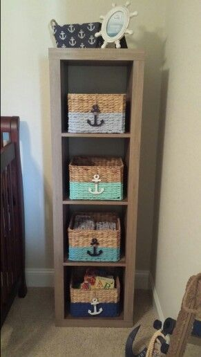 Photo of Nautical nursery – # Nursery #Nautical