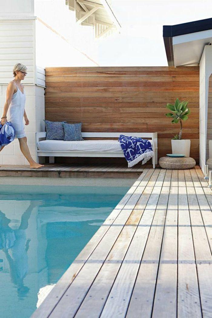 ▷ 1001+idées du0027aménagement du0027un entourage de piscine - photo d amenagement piscine