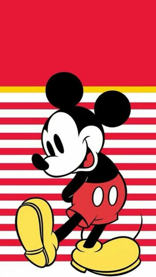 Pin De Vivianna Morales Matos En Iphone Wallpapers Fondo De Pantalla Mickey Mouse Minnie Y Mickey Mouse Fondo De Mickey Mouse