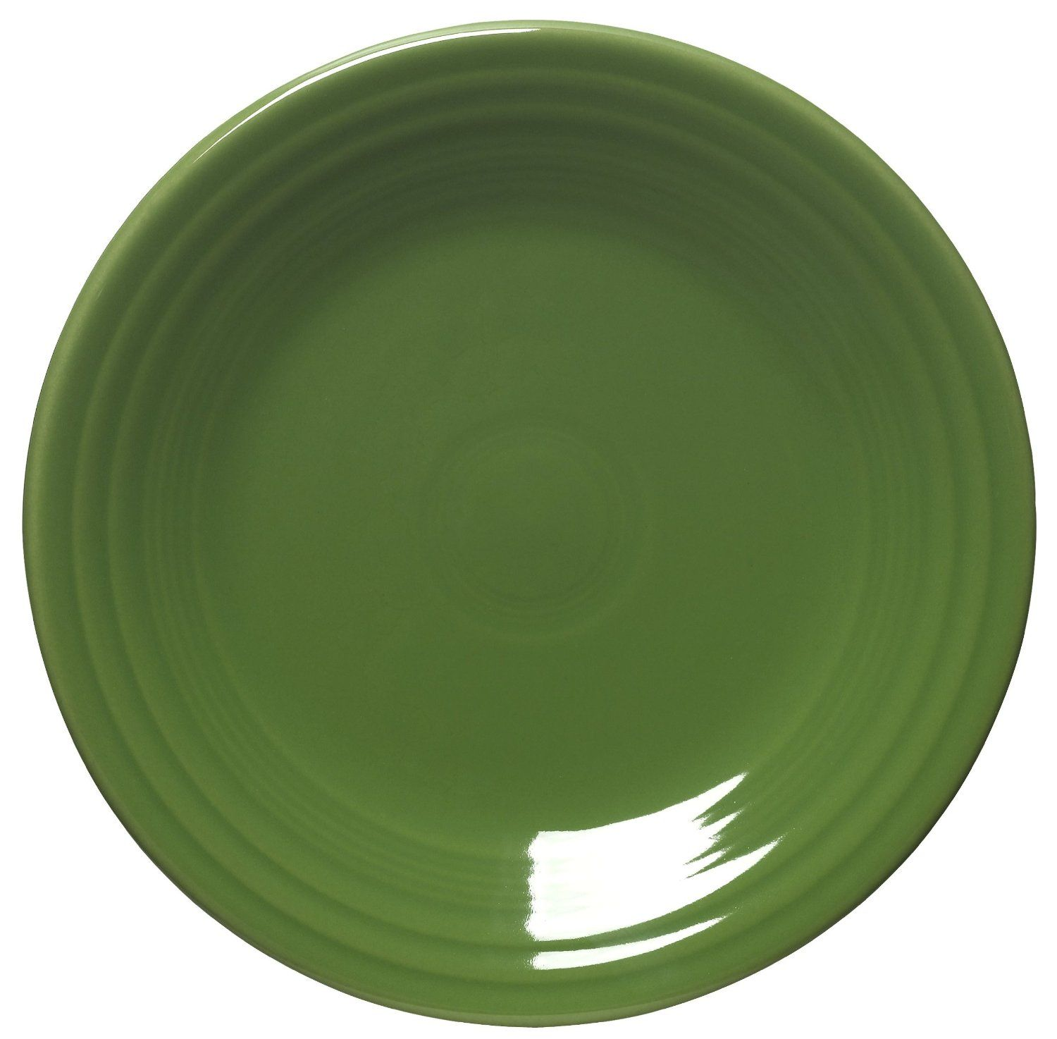 Fiesta 9-Inch Luncheon Plate, Shamrock: Amazon.com: Kitchen & Dining